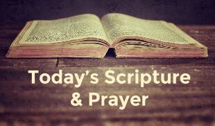 Quick to Daily Scripture