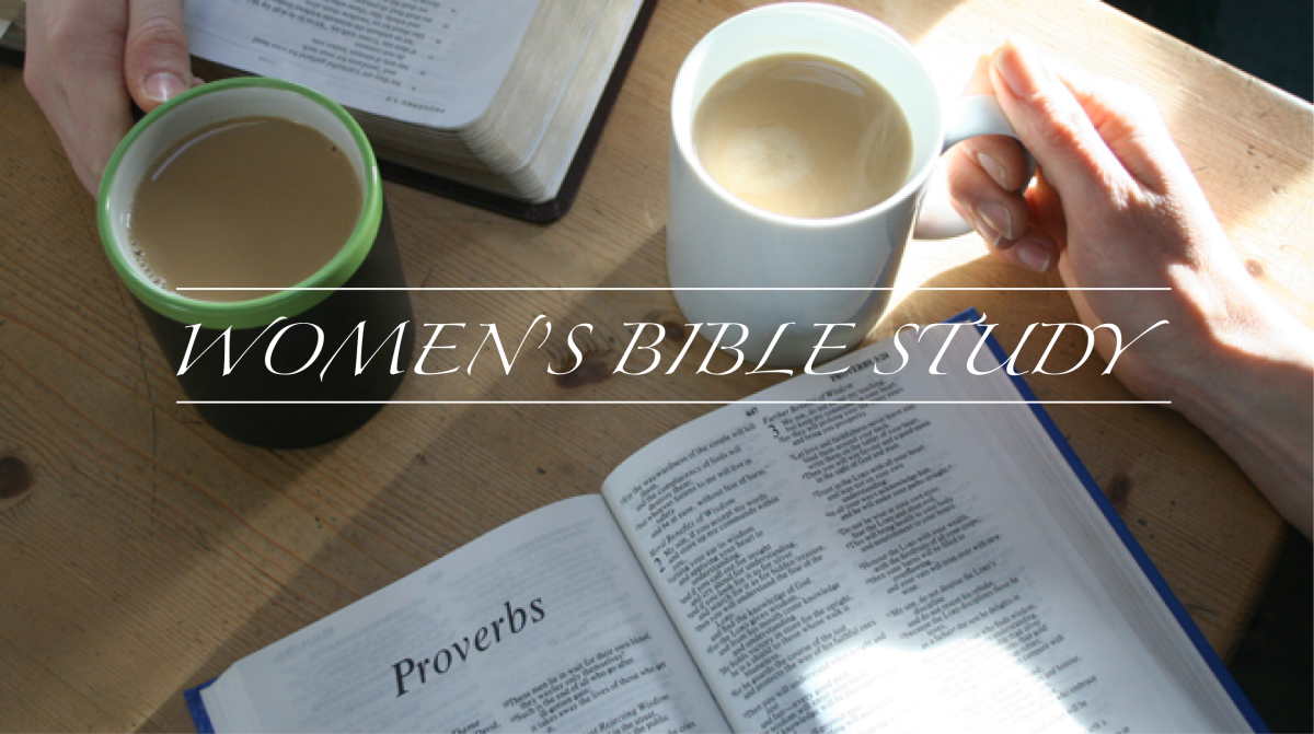 Women's Bible Study, 9:30a (resumes September)