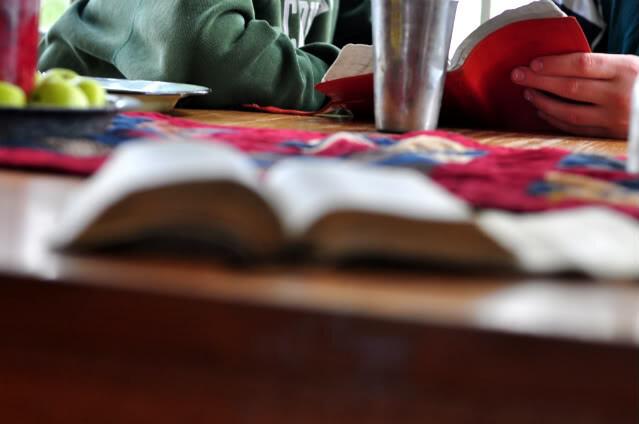Mid-Week Gathering & Thru the Bible Study, 5:30p
