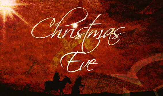 Christmas Eve Carols, Candlelight & Communion Service, 6p